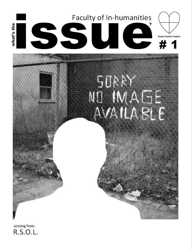 cover of Issue 1