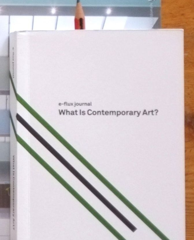 Faculty of In-humanities: What is contemporary art?