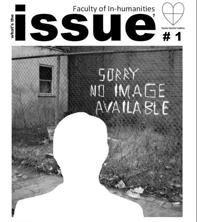 cover issue 1, Faculty of In-humanities